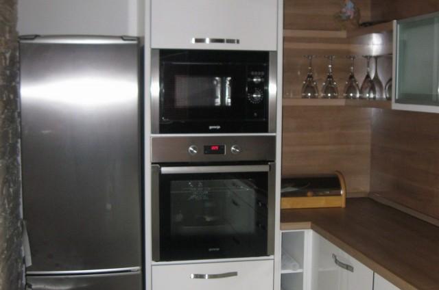 Kuchyně luxusního srubu