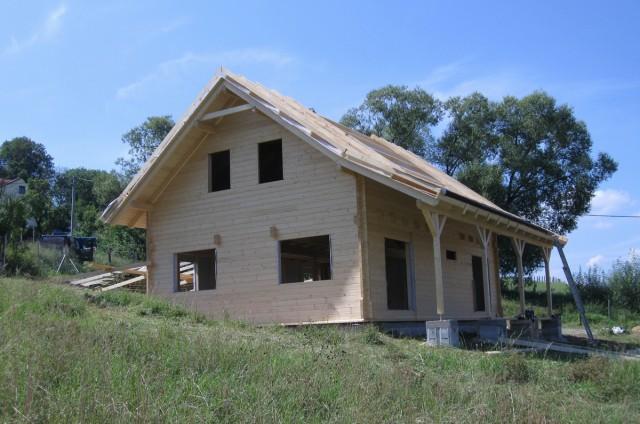 Dřevostavba Beroun