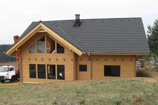 Moderní srub Boskovice