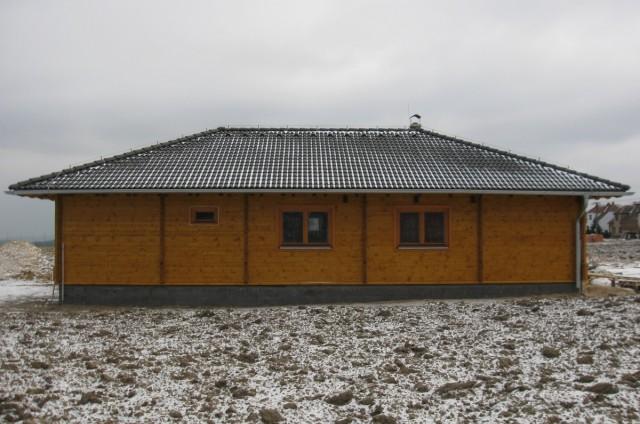 Dřevostavba Zbraslav u Brna