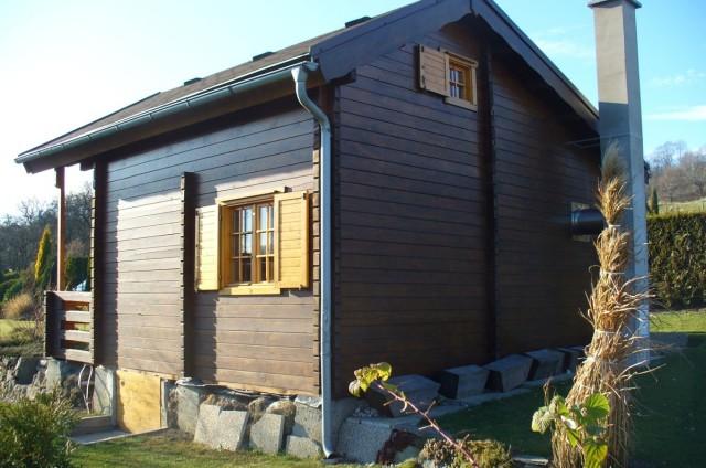 Srubová chata Kopřivnice