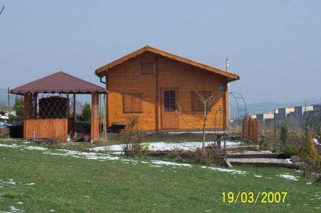 Zahradní domek Kopřivnice