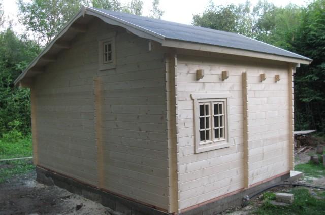 Zahradní dřevěná chatka Frýdek-Místek