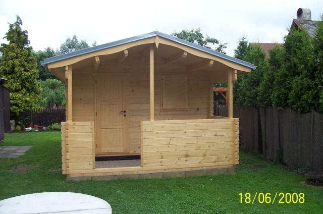 Dřevěný zahradní domek Hranice na Moravě