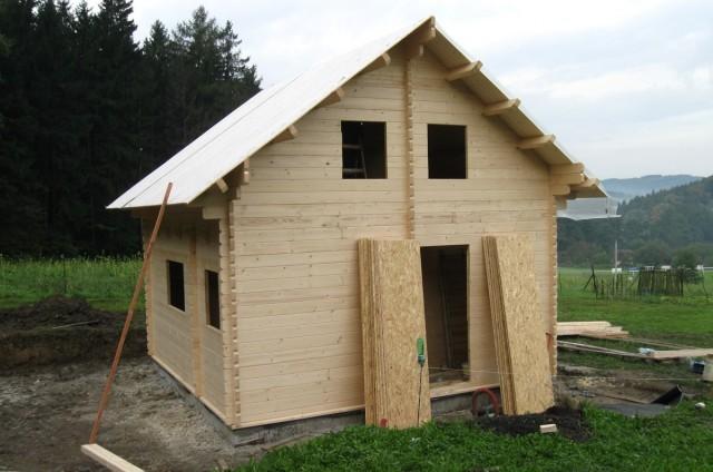 Víkendová chata Kopřivnice