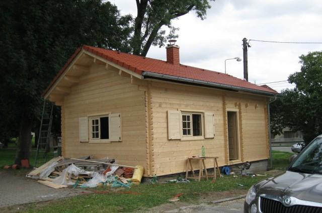 Srubová chata Rokytnice