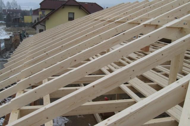 Pohledové krovy a stropy Olomouc