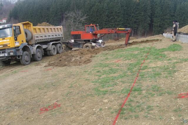 Přízemní dřevostavba Bystřice pod Hostýnem