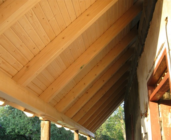 Realizace střechy