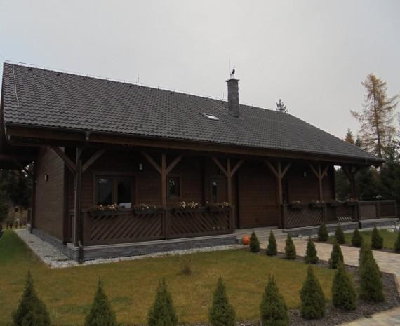 Velký luxusní  srub Vysoké Tatry (SR)