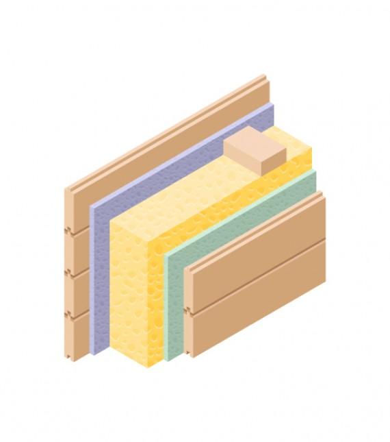 Konstrukce srubů, srubových domů a roubenek