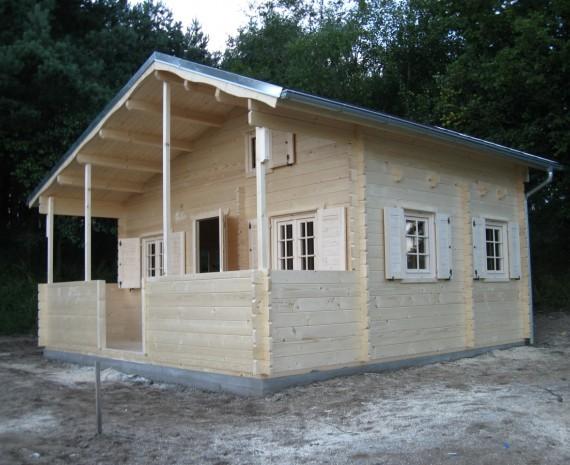 Srubová chata Valašské Meziříčí